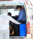 La enfermedad ha rebasado las capacidades de los centros sanitarios de Guatemala. (Foto Prensa Libre: Hemeroteca PL)