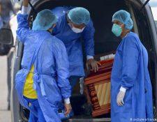 El coronavirus ha dejado miles de muertos en el mundo. (Foto Prensa Libre: Hemeroteca PL).
