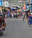 Un 30% de la población, según un estudio de ProDatos, señala que todavía no cree que la pandemia podría enfermarlos. (Foto Prensa Libre: Hemeroteca PL)