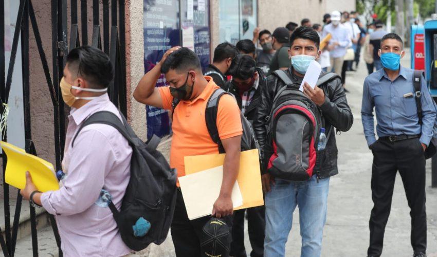 Más de mil contagios en últimas horas elevan a 20 mil los casos de coronavirus en Guatemala