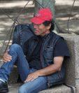 El contratenor Mario Melgar dice que las asociaciones de artistas deben ayudar en estos momentos del coronavirus. (Foto Prensa Libre: Érick Ávila)