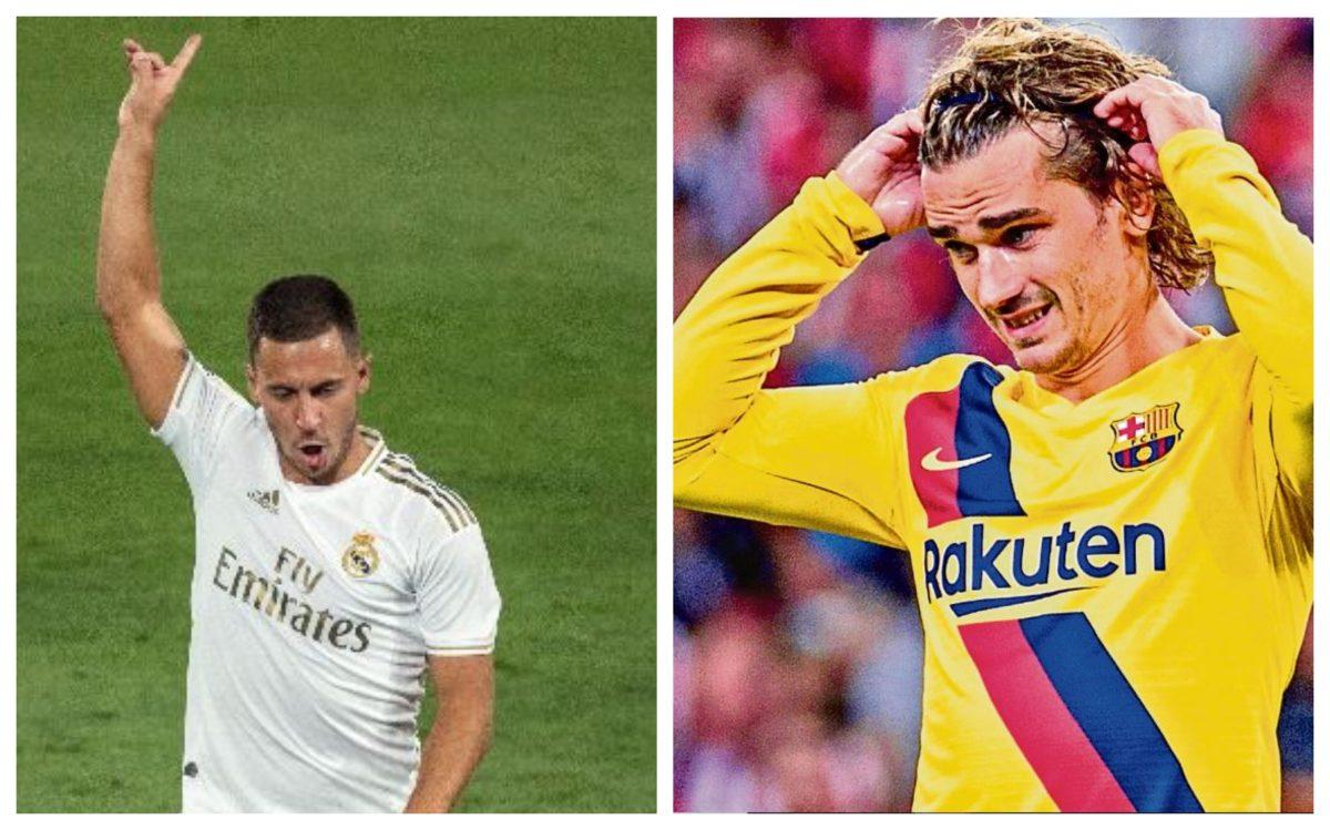 Ellos son los jugadores que decepcionaron en la temporada de la Liga española