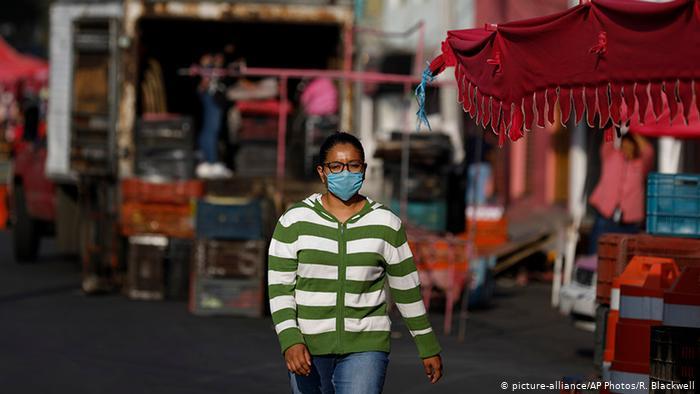 """¿Cómo se ha enfrentado hasta ahora esta """"otra pandemia""""?(picture-alliance/AP Photos/R. Blackwell)"""