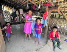 En el corredor seco hay 1 millón de personas que requieren asistencia alimentaria para paliar la crisis desencadenada por el covid-19. (Foto Prensa Libre: Hemeroteca PL)