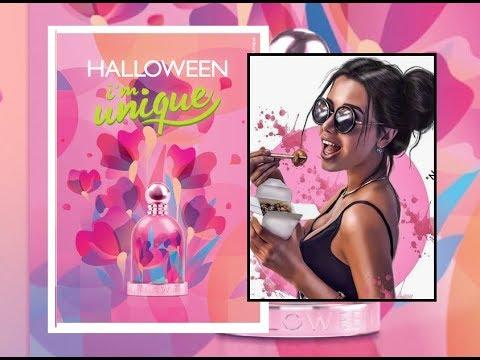 Perfumerías Fetiche presenta Halloween I´m Unique
