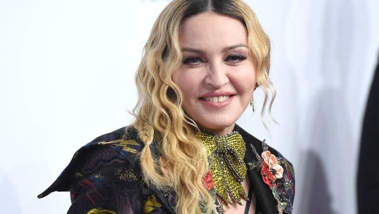 Instagram elimina un vídeo de Madonna por desinformar sobre el coronavirus. (Foto Prensa Libre: AFP)