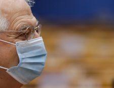 Uso de mascarillas podría salvar miles de vidas en EE. UU. (Foto Prensa Libre: EFE)