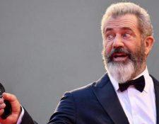 Mel Gibson estuvo hospitalizado por coronavirus. (Foto Prensa Libre: EFE)