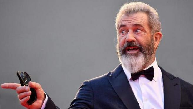 Mel Gibson luchó contra el coronavirus durante una semana en un hospital