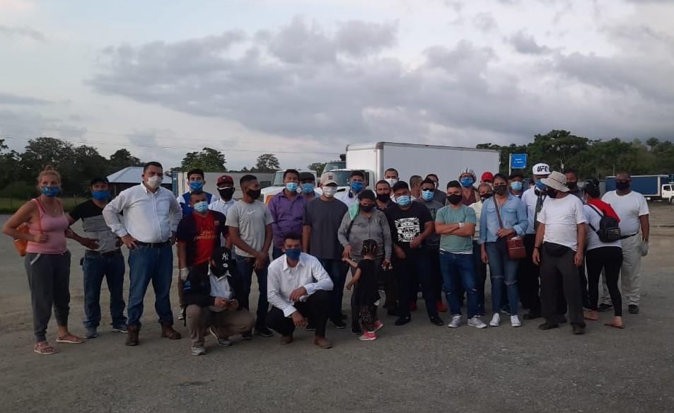 Salida de nicaragüenses evidencia pocas condiciones de asilo en Guatemala