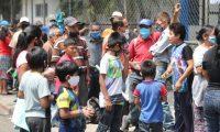 Expertos dudan de la cantidad de casos de covid reportados en el interior del país. (Foto Prensa Libre: Hemeroteca PL)