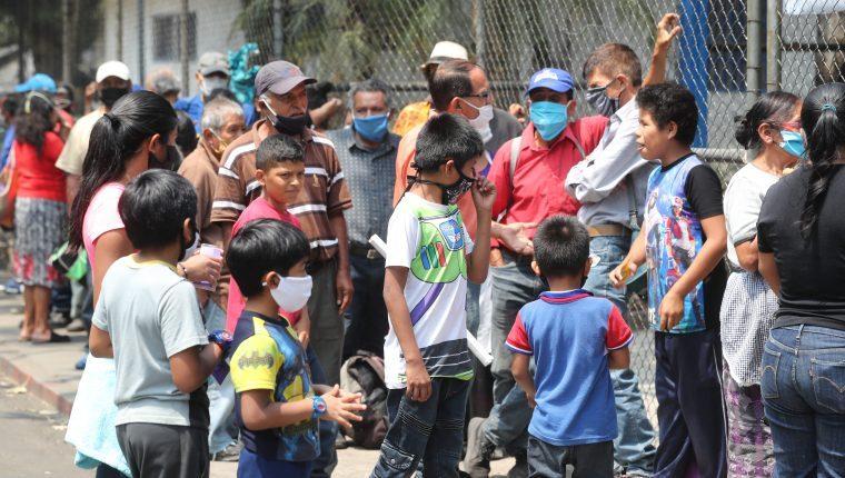 Las autoridades han hecho llamados para proteger, especialmente a los niños, frente al coronavirus. (Foto: Hemeroteca PL)