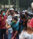 Miles de personas se han quedado sin empleo y a otros se les han suspendido temporalmente los contratos. (Foto, Prensa Libre: Hemeroteca PL).