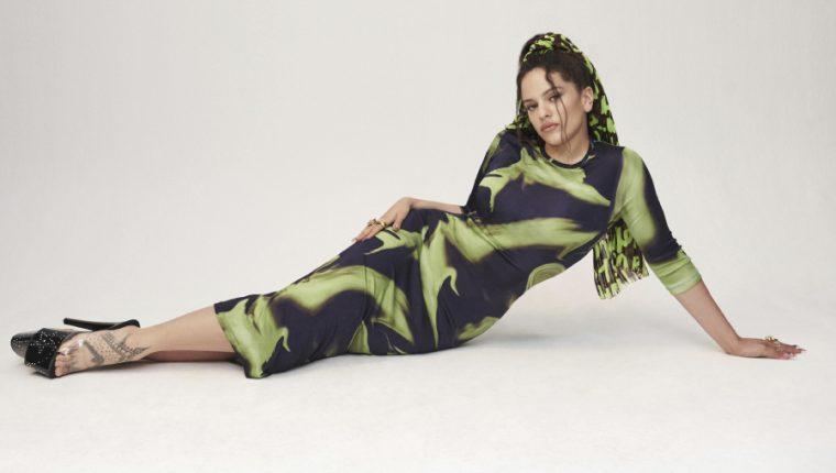 Rosalía continúa con la promoción de sus canciones. (Foto Prensa Libre: Cortesía Sony Music)