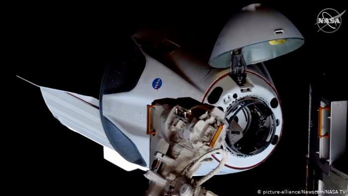 Cápsula de SpaceX regresará a la Tierra el 2 de agosto