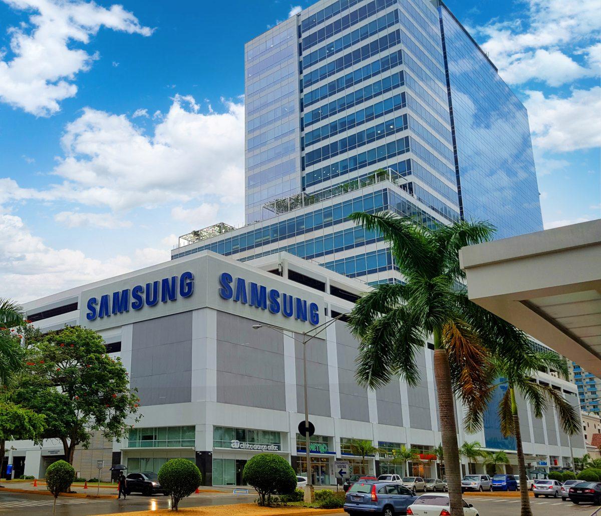 Samsung lleva más de una década reconocida por ser una empresa innovadora