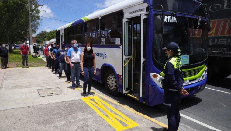 Mixco autoriza incremento al pasaje en el transporte público y da a conocer la tarifa