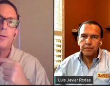 José Gregorio Baquero y Luis Javier Rodas revelaron cómo triunfó Pollo Campero en el extranjero. (Foto Prensa Libre: Captura Youtube)