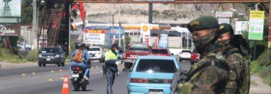 El cierre de Xela será una decisión del Comité de Operaciones de Emerngencia. (Foto Prensa Libre: Raúl Juárez)
