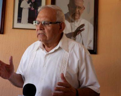 El cardenal Ramazzini. (Foto Prensa Libre: Hemeroteca PL)