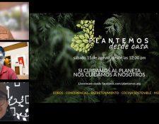 La recuperación del ecosistema en Guatemala es uno de los objetivos de Bac Credomátic. Foto Prensa Libre: Cortesía