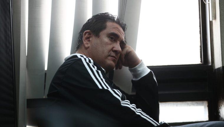 Gustavo Alejos, procesado en cinco casos de corrupción. (Foto Prensa Libre: Hemeroteca PL)