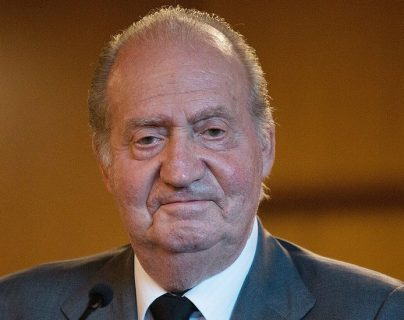 Juan Carlos I reinó en España de 1975 a 2014. GETTY IMAGES