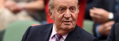 Juan Carlos I tiene 82 años.