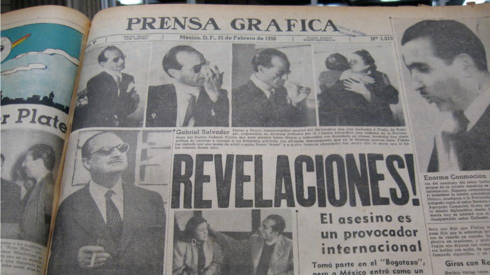 """El """"espía"""" de Franco cuyo asesinato causó un conflicto diplomático entre México y España"""