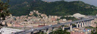 El puente es obra del renombrado arquitecto italiano Renzo Piano.