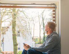 El espacio cerrado más seguro es aquel en el que aire fresco de afuera constantemente reemplaza el aire de adentro.