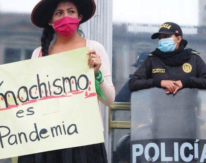 La desaparición de mujeres es un problema creciente en Perú.