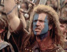 El frasco de la miel chilena usaba una imagen de Mel Gibson en la película html5-dom-document-internal-entity1-quot-endCorazón valientehtml5-dom-document-internal-entity1-quot-end, de 1995.