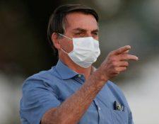 En el inicio de la pandemia, Bolsonaro hizo declaraciones controversiales sobre el alcance que pueda tener.