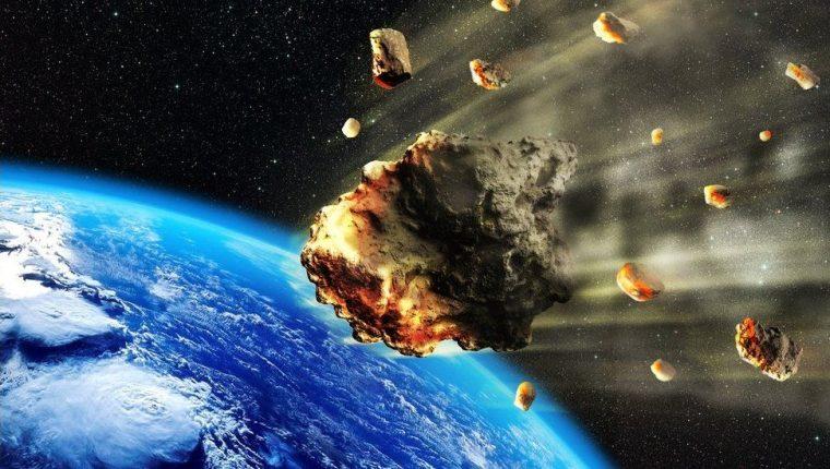 Decenas de meteoritos se destruyen a diario en la atmósfera de la Tierra. GETTY IMAGES