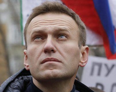 """Alexei Navalny: hospitalizan al líder opositor ruso por """"envenenamiento"""""""