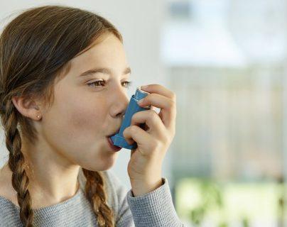 Más de 300 millones de personas sufren asma en el mundo.