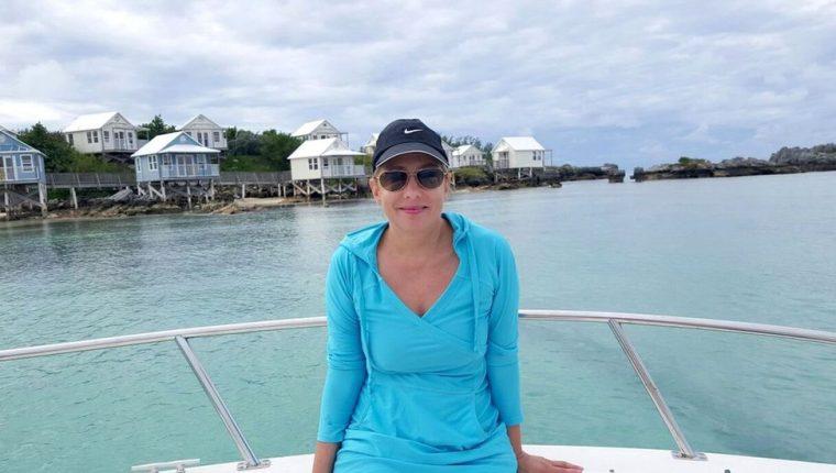 Sadie Millard se plantea vivir en Barbados luego de trabajar remotamente desde allí.