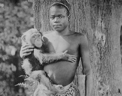 """Ota Benga, el adolescente exhibido en una jaula de monos en EE.UU. y las disculpas """"incompletas"""" que llegaron más de un siglo después"""