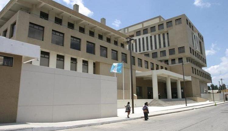 Sede del Ministerio Público en el barrio Gerona. (Foto Prensa Libre: Hemeroteca PL)