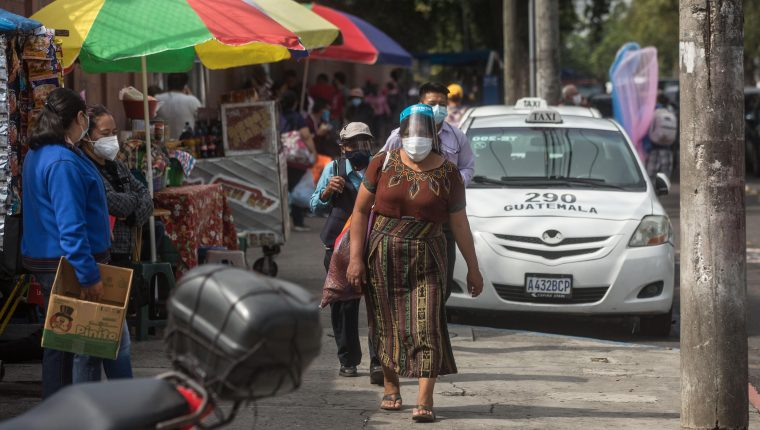 A 168 días del primer caso, Guatemala está en reapertura económica y casi 73 mil casos. (Foto Prensa Libre: Hemeroteca PL)