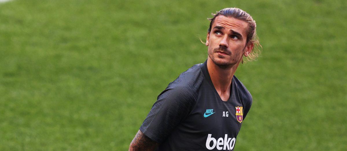 Sin Messi y sin Suárez, Koeman promete a Griezmann que será el protagonista en el Barcelona