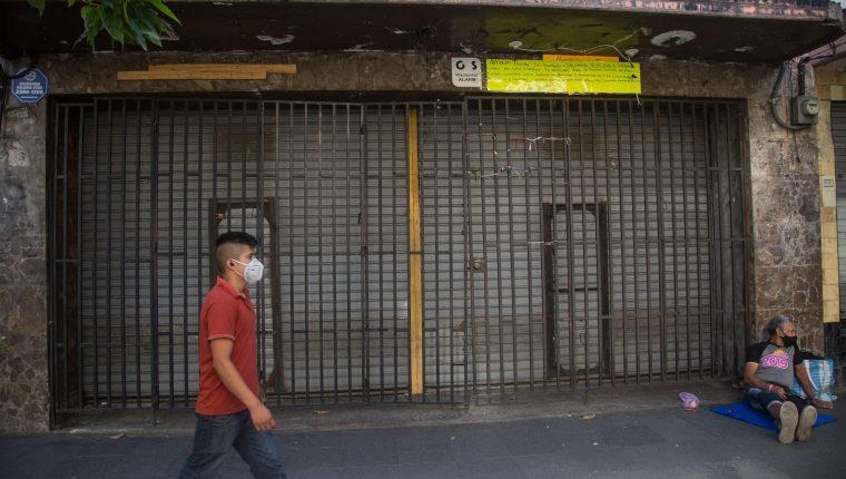 Las pequeñas y medianas empresas de Guatemala se enfrentan a la incertidumbre de la reactivación económica. (Foto Prensa Libre: ACAN-EFE)