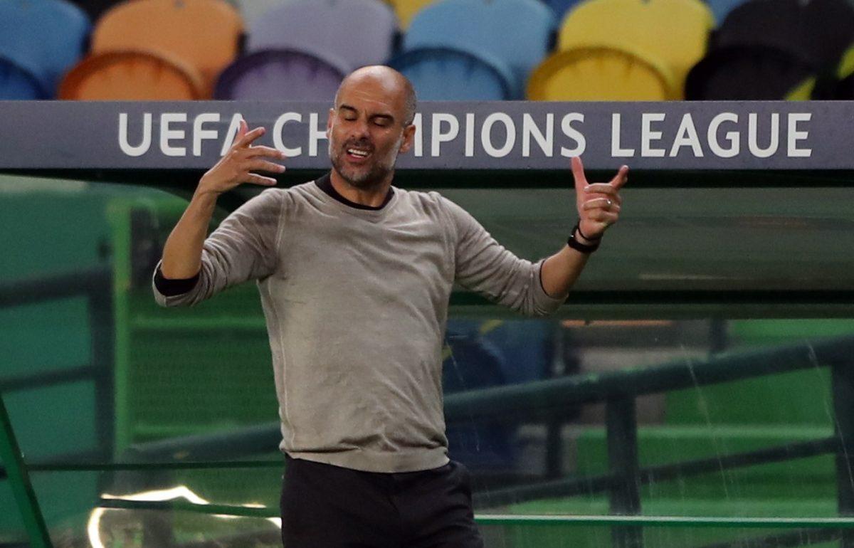 Guardiola vuelve a fracasar en la Liga de Campeones de Europa