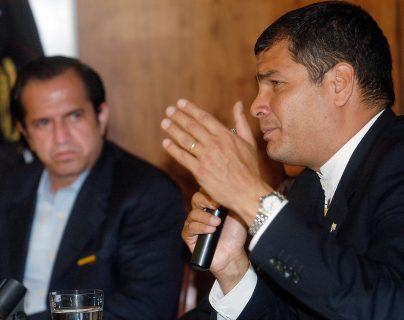 Rafael Correa anuncia que será candidato a la vicepresidencia de Ecuador, pese a procesos judiciales en su contra