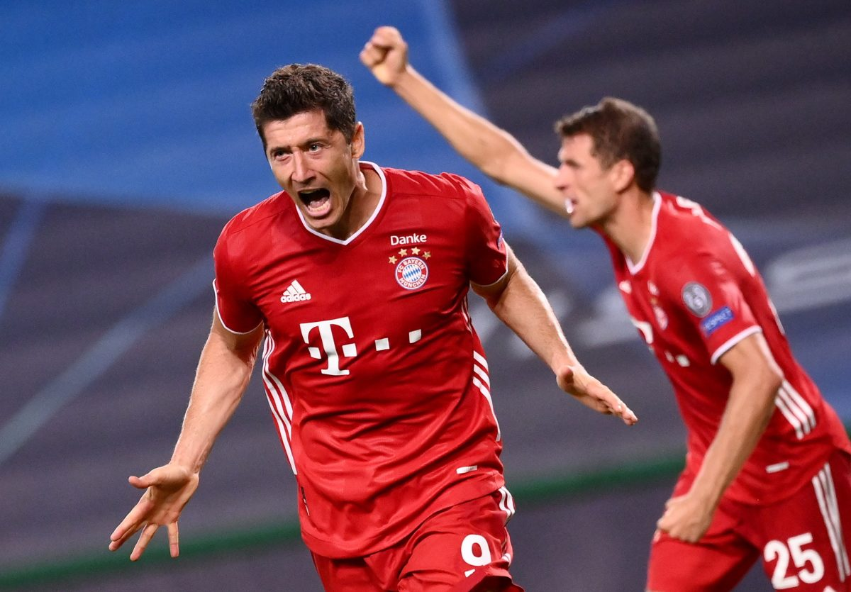 Bayern Múnich gana 3-0 al Lyon y jugará la final de Champions contra el PSG