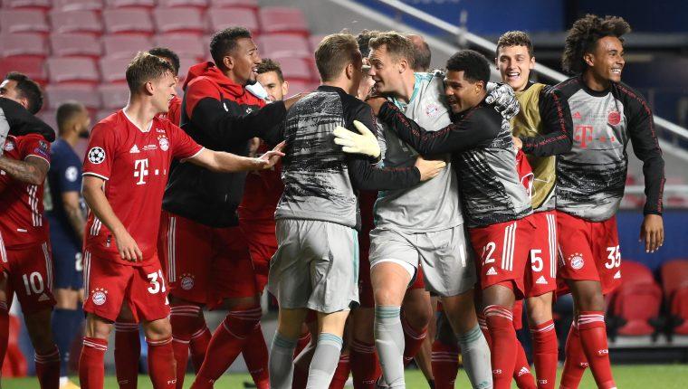 El Bayern Múnich gana su sexta Champions League tras imponerse al ...