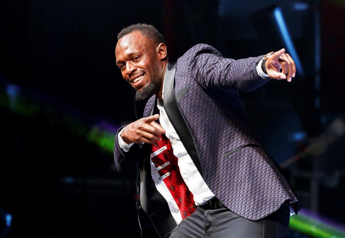 "Usain Bolt: ""Estoy feliz por ser considerado una leyenda como Maradona, Pelé o Ali"""