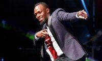 Usain Bolt agradeció por el reconocimiento que se le ha dado a su carrera como atleta. (Foto Prensa Libre: EFE)