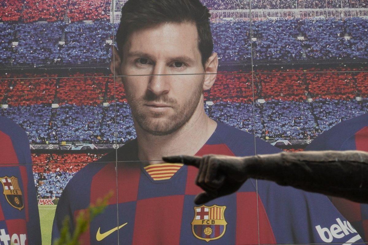 ¡Messi da marcha atrás y se queda en el Barcelona!, según TyC Sports